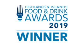 Highlands & islands Food & Drink Awards Link